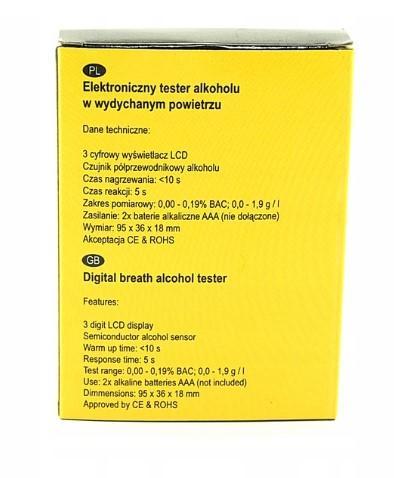 Alcoolímetro VIRAGE 94-012 conhecimento especializado