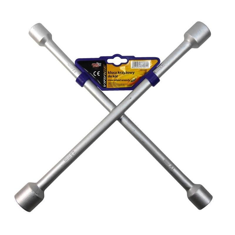 Four-way lug wrench VIRAGE 96-012 rating