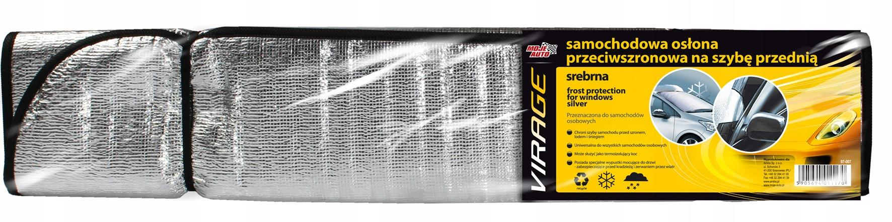 VIRAGE  97-007 Windscreen cover Universal: Yes
