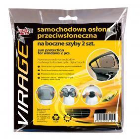 Parasoles para ventanillas de coche Tamaño: 190 97012