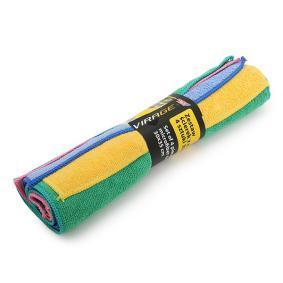 Handreiniger VIRAGE 97-028 für Auto (Mikrofaser, Menge: 4, AutoInnenReiniger)