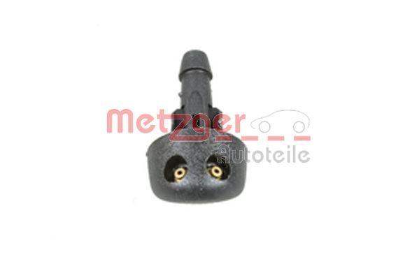 METZGER  2220808 Tobera de agua regadora, lavado de parabrisas