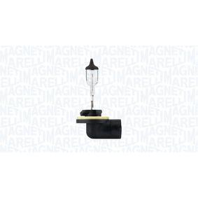 Bulb, fog light H27W/2, PG13, 27W, 12V 002589000000