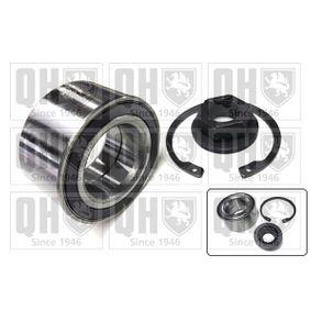 Wheel Bearing Kit Ø: 72,00mm, Inner Diameter: 39,00mm with OEM Number 1 112 547
