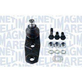 Renault Kangoo kc01 D55 1.9 (KC0D) Sturzkorrekturschraube MAGNETI MARELLI 301191619440 (D 55 1.9 Diesel 2013 F8Q 662)