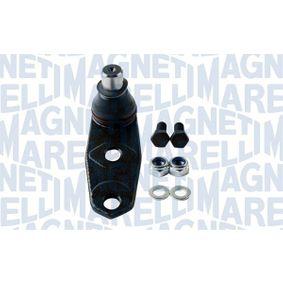 Renault Twingo 2 1.2 Turbo (CN0C, CN0F) Reparatursatz, Querlenker MAGNETI MARELLI 301191619570 (1.2 Turbo Benzin 2017 D4F 782)
