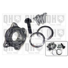 Wheel Bearing Kit Ø: 127,00mm, Inner Diameter: 43,00mm with OEM Number 8E0 498 625B