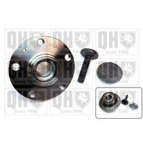 Radlagersatz Ø: 137,00mm, Innendurchmesser: 32,00mm mit OEM-Nummer 1T0 598 611B