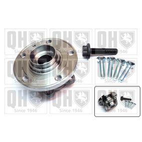 Radlagersatz Ø: 136,00mm, Innendurchmesser: 34,90mm mit OEM-Nummer 8J0598625