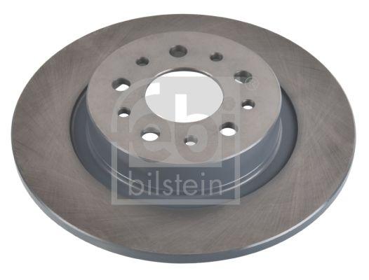 FEBI BILSTEIN  107714 Bremsscheibe Bremsscheibendicke: 10mm, Ø: 264,0mm