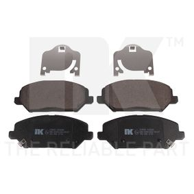 Brake Pad Set, disc brake Width 1: 148,8mm, Height 1: 59,6mm, Thickness 1: 18,9mm with OEM Number 58101G4A10