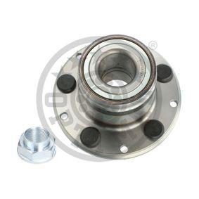 OPTIMAL  972223 Radlagersatz Ø: 125mm, Innendurchmesser: 30mm