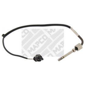 Sensor, Abgastemperatur Kabellänge: 375mm, PTC-Sensor, 2-polig mit OEM-Nummer A007 153 9028