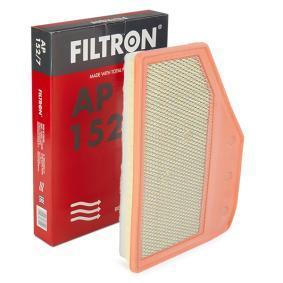 FILTRON  AP 152/7 Luftfilter Länge: 350,5mm, Breite: 232mm, Höhe: 52mm