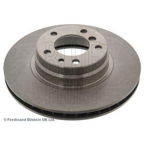 Bremsscheibe Bremsscheibendicke: 28mm, Lochanzahl: 5, Ø: 316,0mm mit OEM-Nummer 3411 1162 093