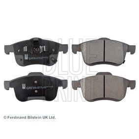 Bremsbelagsatz, Scheibenbremse Breite: 71,5mm, 69,0mm, Dicke/Stärke 1: 20mm mit OEM-Nummer 77366915