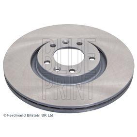 Bremsscheibe Bremsscheibendicke: 22mm, Ø: 301,7mm mit OEM-Nummer 96 879 907 80