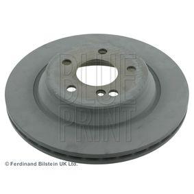 Bremsscheibe Bremsscheibendicke: 22mm, Ø: 300,0mm mit OEM-Nummer 220 423 02 12