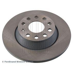 Brake Disc Brake Disc Thickness: 12mm, Ø: 282,0mm with OEM Number 5Q0 615 601G