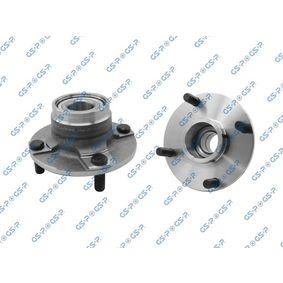GSP  9230168 Radlagersatz Ø: 134,1mm, Innendurchmesser: 30mm