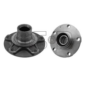 Wheel Hub Ø: 131mm with OEM Number 3D0 498 607