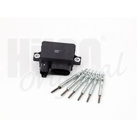 Relay, glow plug system with OEM Number 12218591724