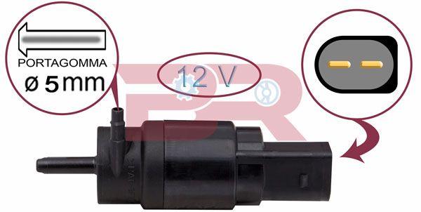BOTTO RICAMBI  BRAC5670 Waschwasserpumpe, Scheibenreinigung Spannung: 12V