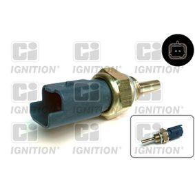 Sensore, Temperatura refrigerante con OEM Numero 6338 023