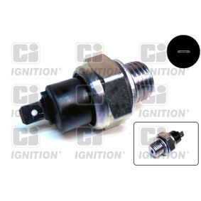 Oil Pressure Switch Number of Poles: 1-pin connector with OEM Number 1450185