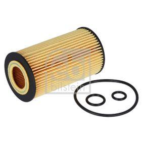 Ölfilter Ø: 64,0mm, Innendurchmesser: 31,0mm, Höhe: 115mm mit OEM-Nummer A6511800009