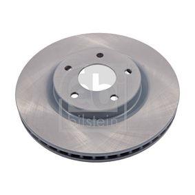 Bremsscheibe Bremsscheibendicke: 26,5mm, Ø: 295,0mm mit OEM-Nummer 40206-JD00B