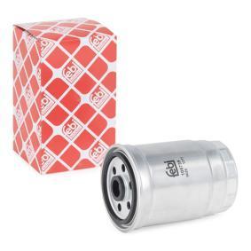 Kraftstofffilter Höhe: 142,5mm mit OEM-Nummer 52126244AB