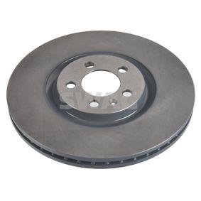 Bremsscheibe Bremsscheibendicke: 25mm, Ø: 310,0mm mit OEM-Nummer 6R0 615 301 B