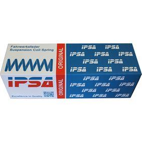 Touran 1T1, 1T2 1.4TSI Federn IPSA SPS00019 (1.4 TSI Benzin 2007 CAVC)