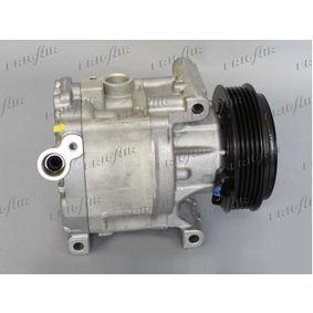 Compressor, air conditioning 940.30036 PANDA (169) 1.2 MY 2008