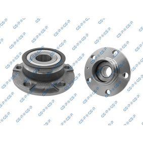Radnabe Ø: 120mm, Zähnez. ABS-Ring: 86 mit OEM-Nummer 2Q0598611