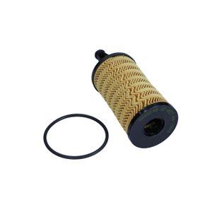 Ölfilter Ø: 65mm, Innendurchmesser 2: 16,5mm, Innendurchmesser 2: 24,5mm, Höhe: 166,5mm mit OEM-Nummer A2761800009