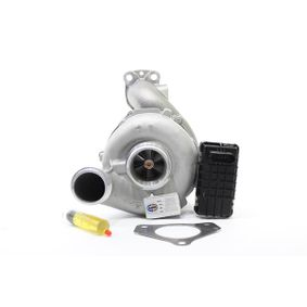 Turbocompresor, sobrealimentación con OEM número 642 090 8680