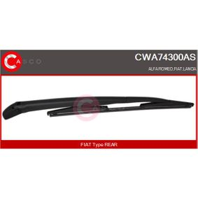 Wiper Arm, windscreen washer with OEM Number 46 480 731
