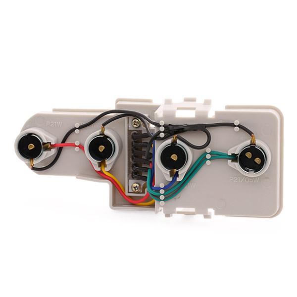 Lamp Base, tail light TYC 11-0463-1 8717475034943