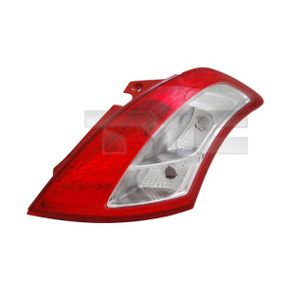 TYC Combination Rearlight 11-11759-01-2 with OEM Number 3565071L00