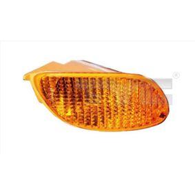 Blinkleuchte Lampenart: P21W mit OEM-Nummer 1 104 277