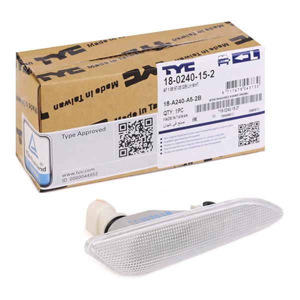 Frecce TYC 18-0240-15-2 conoscenze specialistiche