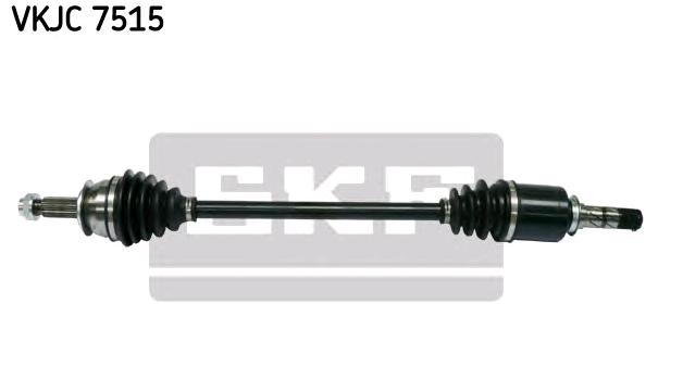 SKF Antriebswelle Vorderachse links, Vorderachse rechts, 805mm VKJC 7515