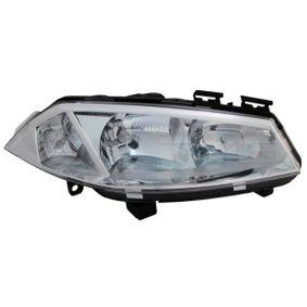 Hauptscheinwerfer für Fahrzeuge mit Leuchtweiteregelung (elektrisch) mit OEM-Nummer 260108053R
