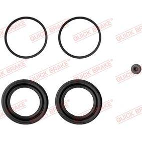 Repair Kit, brake caliper 114-0067 XC60 (156) 2.0 T5 MY 2014