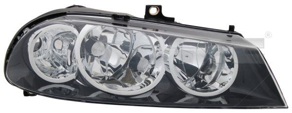 TYC Headlight 20-0743-05-2