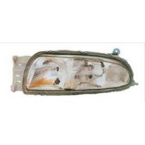 Hauptscheinwerfer für Fahrzeuge mit Leuchtweiteregelung (elektrisch), für Fahrzeuge mit Leuchtweiteregelung (mechanisch) mit OEM-Nummer 1 042 631