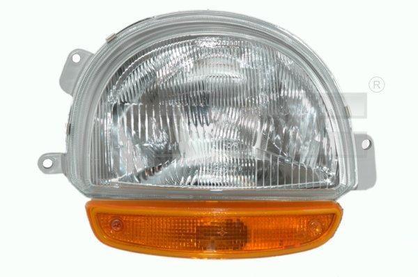 Hauptscheinwerfer TYC 20-5011-15-2 einkaufen