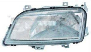 TYC  20-5384-08-2 Hauptscheinwerfer für Fahrzeuge mit Leuchtweiteregelung (elektrisch)